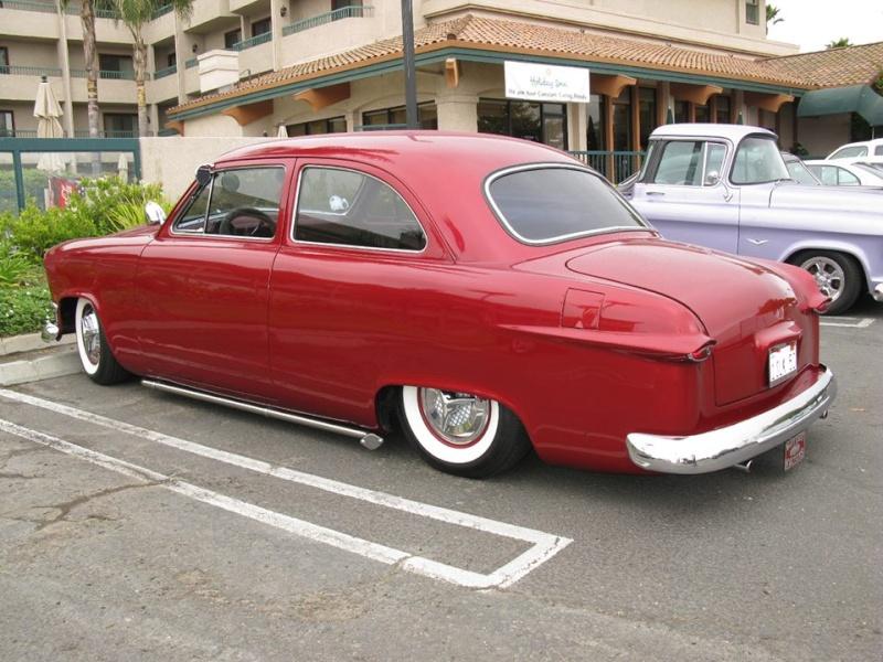 Ford 1949 - 50 - 51 (shoebox) custom & mild custom galerie - Page 14 10289910