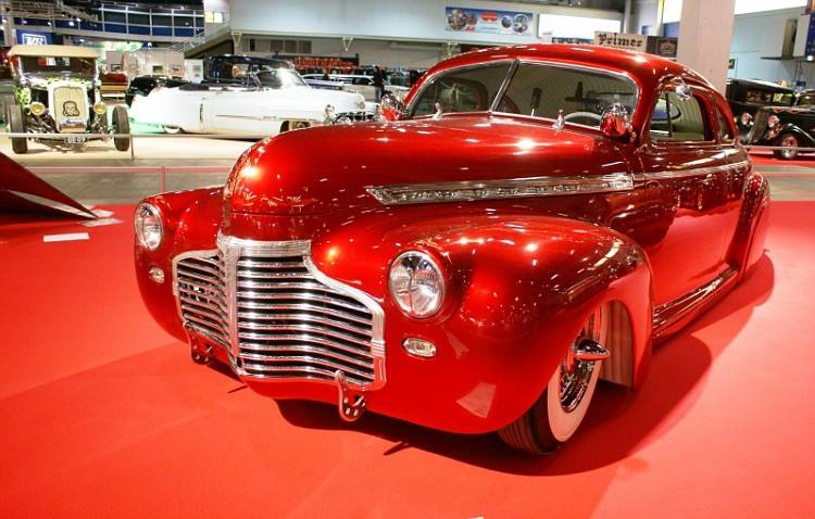 Chevy 1940 - 45 custom & mild custom 10300110