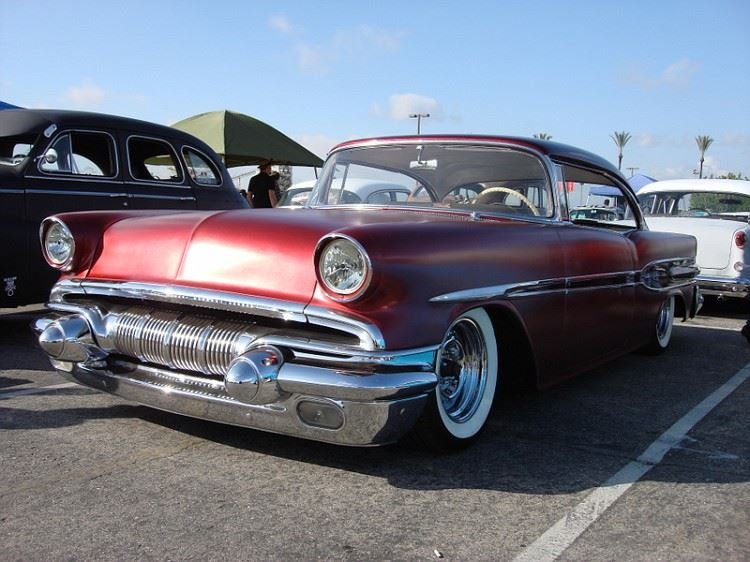 Pontiac 1955 - 1958 custom & mild custom 10300310
