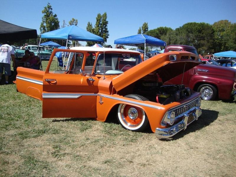 Ford Pick up 1958 - 1966 custom & mild custom 10304610