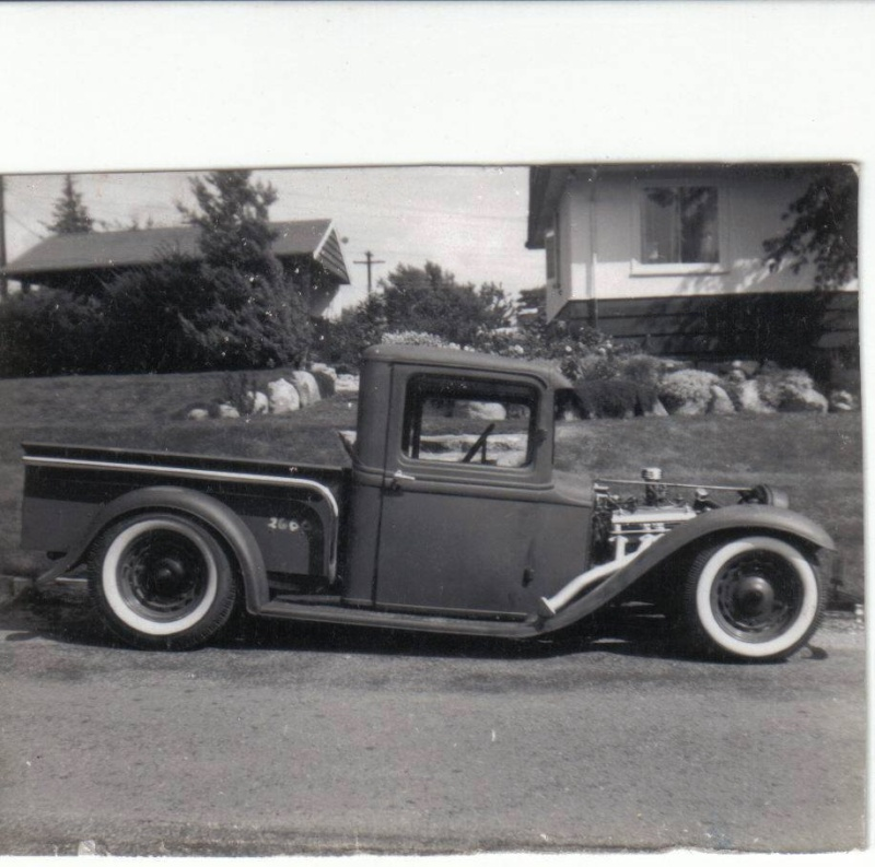 "Hot rod in street - Vintage pics - ""Photos rétros"" -  - Page 3 10389112"