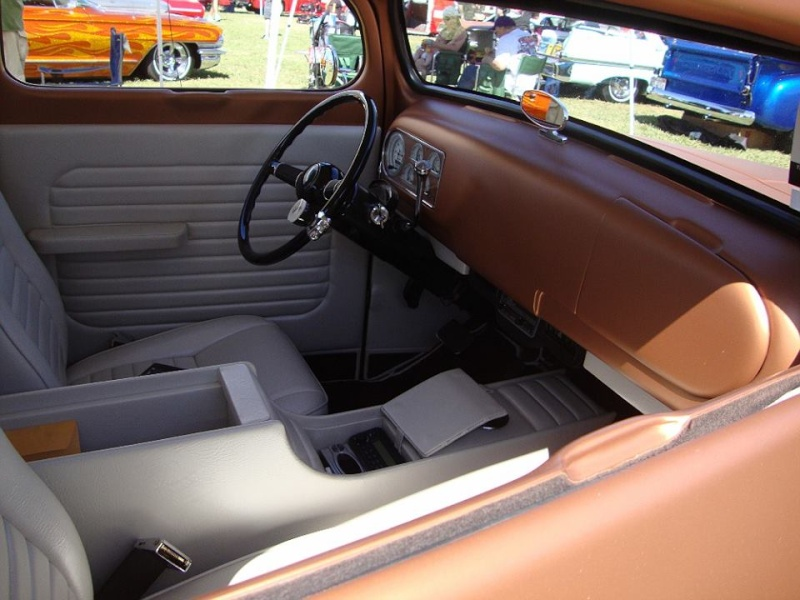 Ford¨Pick up 1948 - 1951 custom & mild custom 10390010