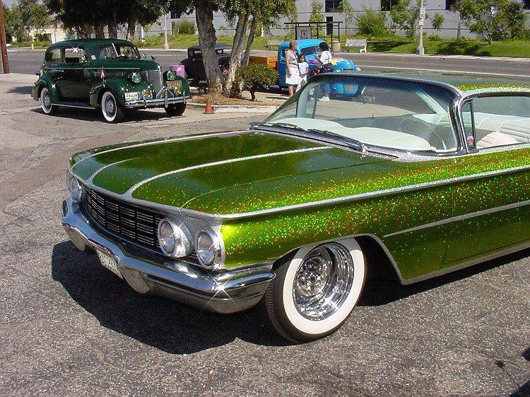 Oldsmobile 1958 - 1960 custom & mild custom 10394110