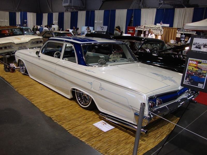 Chevrolet 1961 - 64 custom and mild custom 10407110