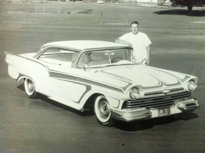 Ford 1957 & 1958 custom & mild custom  - Page 5 10411210