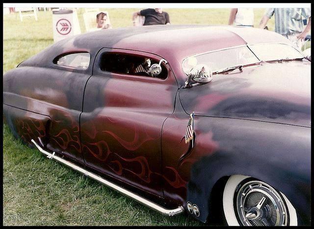 "1951 Mercury - Great Balls of Fire -  Joe -""The Fonz"" Carloni 10414810"