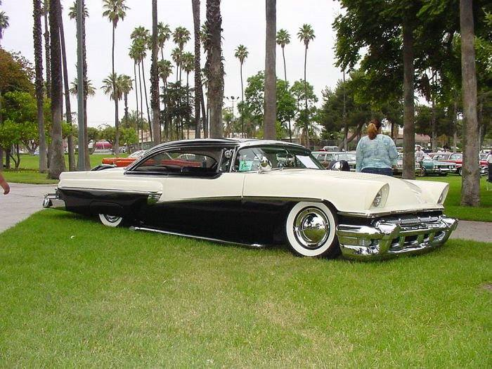 Mercury 1955 - 1956 Custom & mild custom - Page 2 10422010