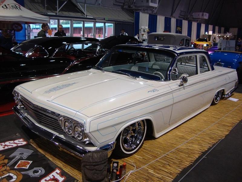 Chevrolet 1961 - 64 custom and mild custom 10425010