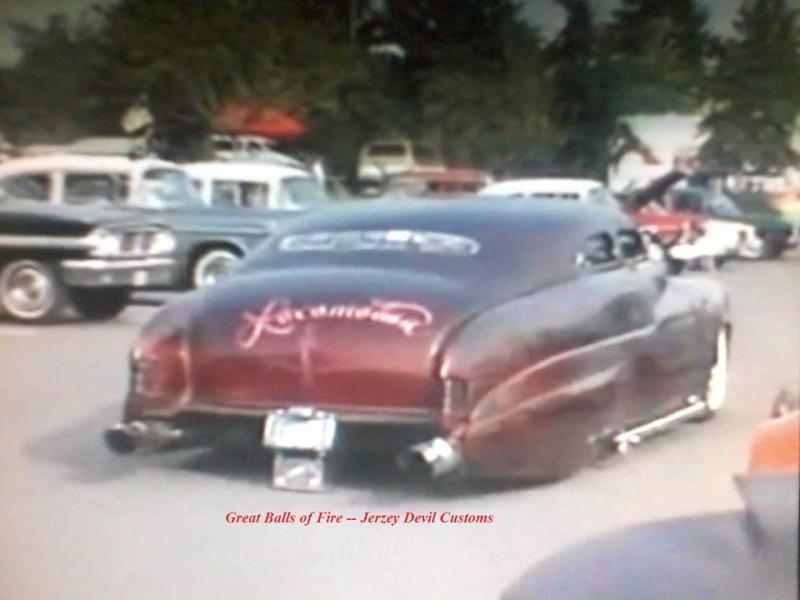 "1951 Mercury - Great Balls of Fire -  Joe -""The Fonz"" Carloni 10425112"