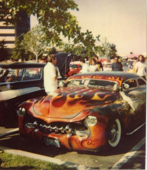 "1951 Mercury - Great Balls of Fire -  Joe -""The Fonz"" Carloni 10439010"