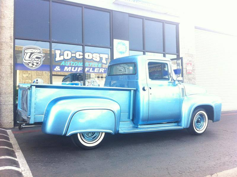 Ford Pick Up 1953 - 1956 custom & mild custom - Page 3 10606510