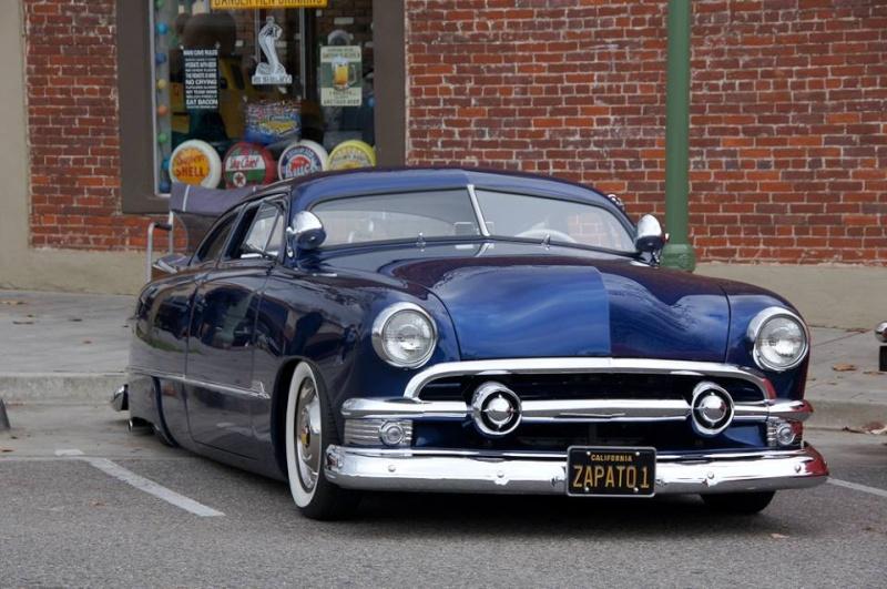 Ford 1949 - 50 - 51 (shoebox) custom & mild custom galerie - Page 15 10610910