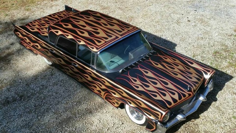 Lincoln 1958 - 1960 custom & mild custom 10616110