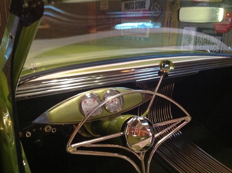Ford Thunderbird 1961 - 1963 custom & mild custom - Page 3 10635911