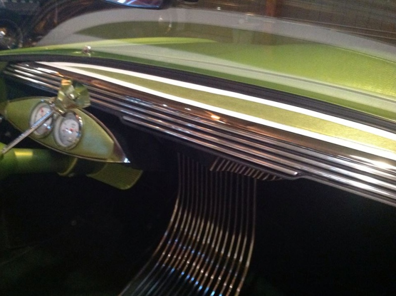 Ford Thunderbird 1961 - 1963 custom & mild custom - Page 3 10644410
