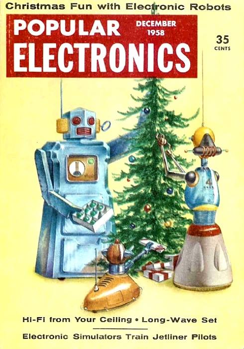 Futuristic & Atomic Robot - Robots futuristes & rétro 10653310