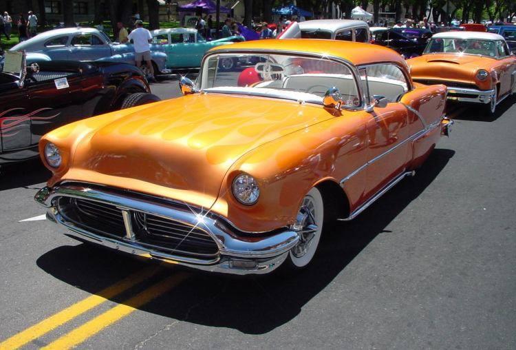 Oldsmobile 1955 - 1956 - 1957 custom & mild custom - Page 4 10653410