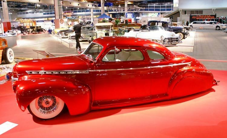 Chevy 1940 - 45 custom & mild custom 10676310