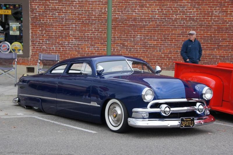 Ford 1949 - 50 - 51 (shoebox) custom & mild custom galerie - Page 15 10678811