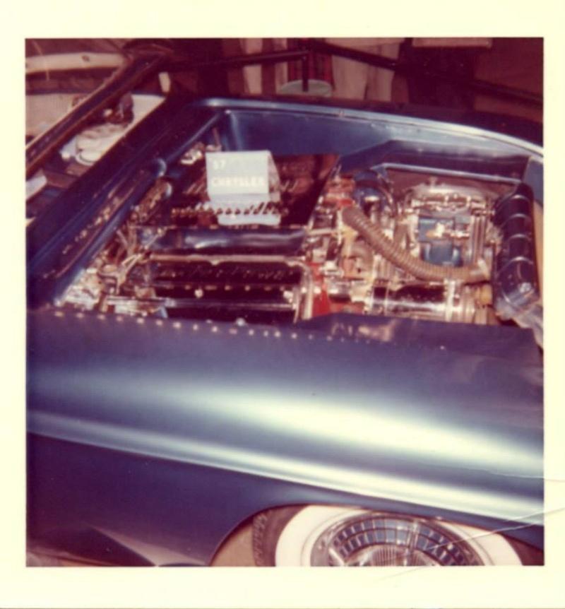 Predicta - Darrill Starbird - 1956 tbird radical bubble top custom 10710910