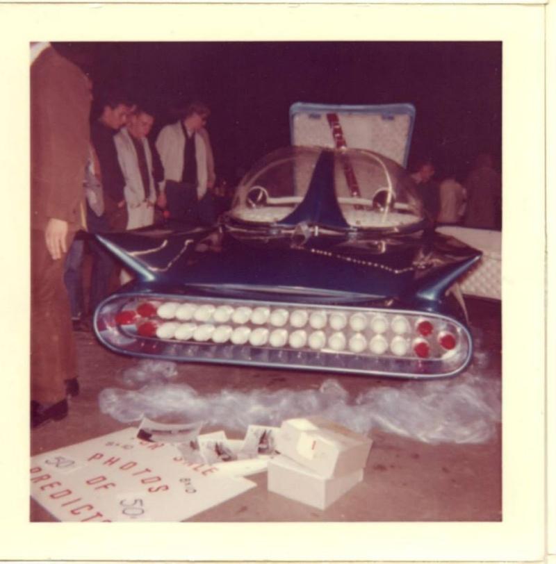 Predicta - Darrill Starbird - 1956 tbird radical bubble top custom 10794_10