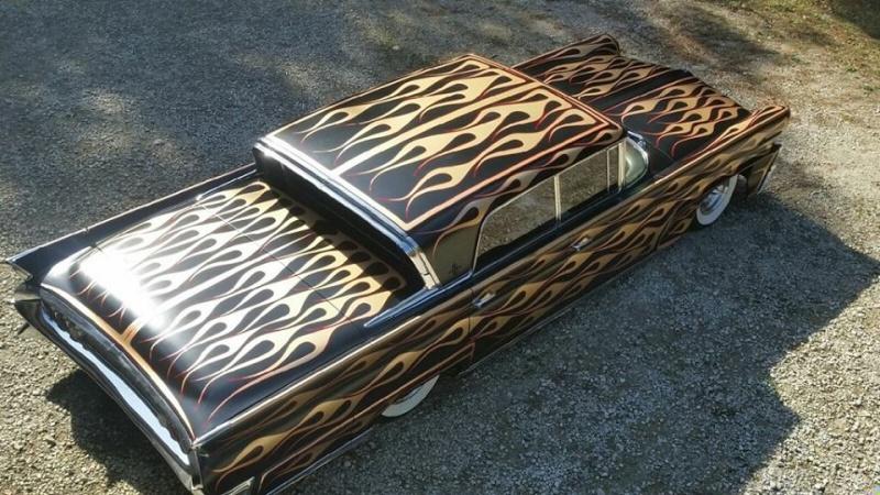 Lincoln 1958 - 1960 custom & mild custom 10801516