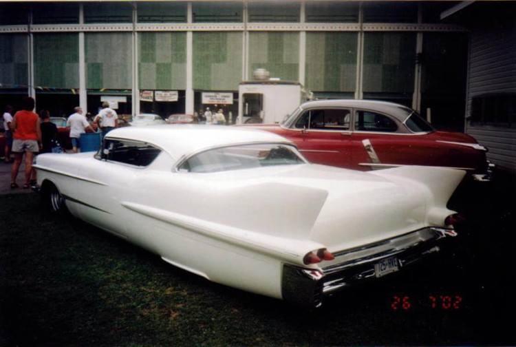 Cadillac 1957 & 1958  custom & mild custom - Page 2 10801712