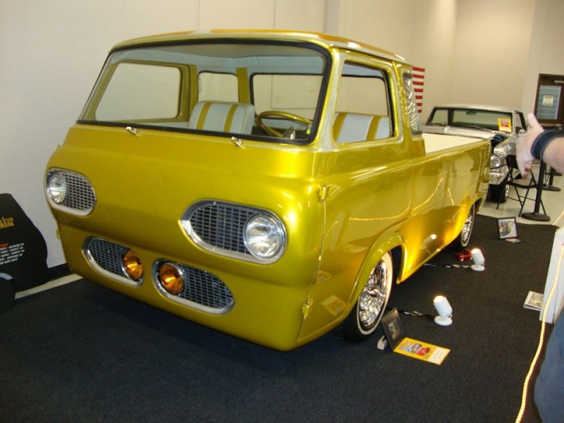 Ford Econoline 1961 - 1967 10806411
