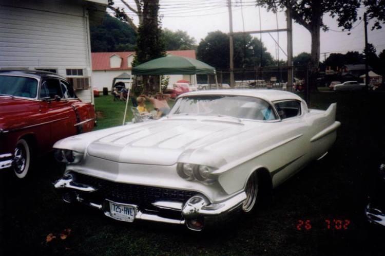 Cadillac 1957 & 1958  custom & mild custom - Page 2 10806412