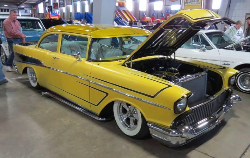 Chevy 1957 custom & mild custom - Page 2 10850110