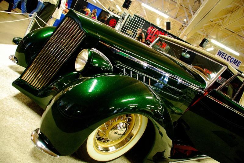 Packard custom & mild custom 113