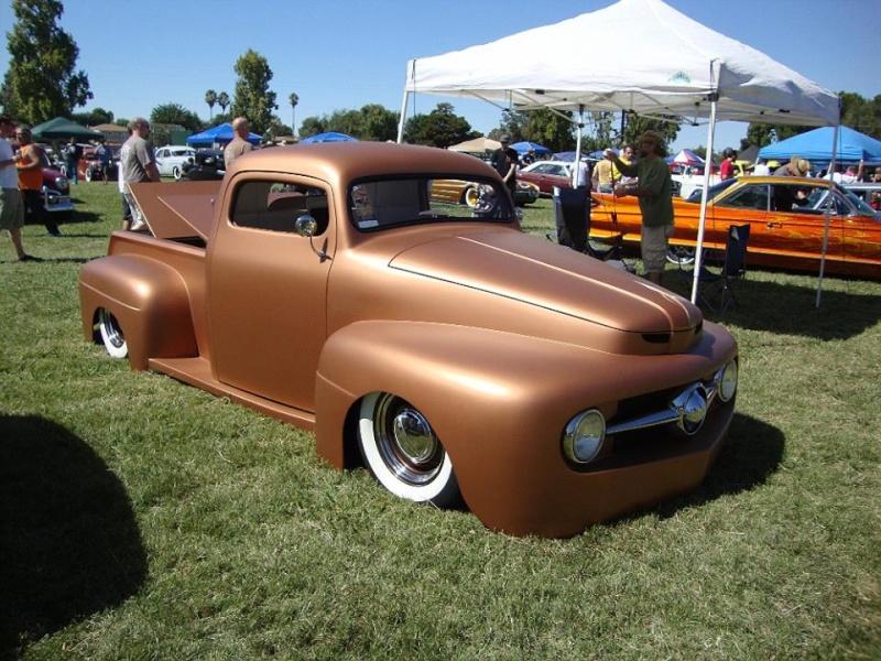Ford¨Pick up 1948 - 1951 custom & mild custom 11376_10