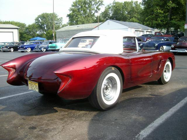 Chevrolet Corvette Customs & mild customs 12360110