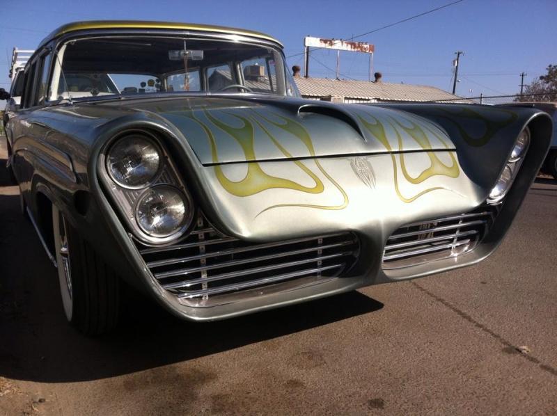 Ford 1957 & 1958 custom & mild custom  - Page 5 13795410