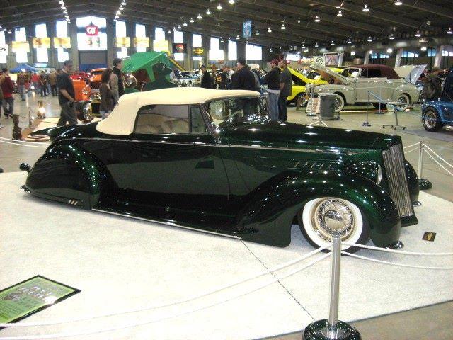 Packard custom & mild custom 14224810