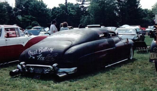 "1951 Mercury - Great Balls of Fire -  Joe -""The Fonz"" Carloni 14713210"