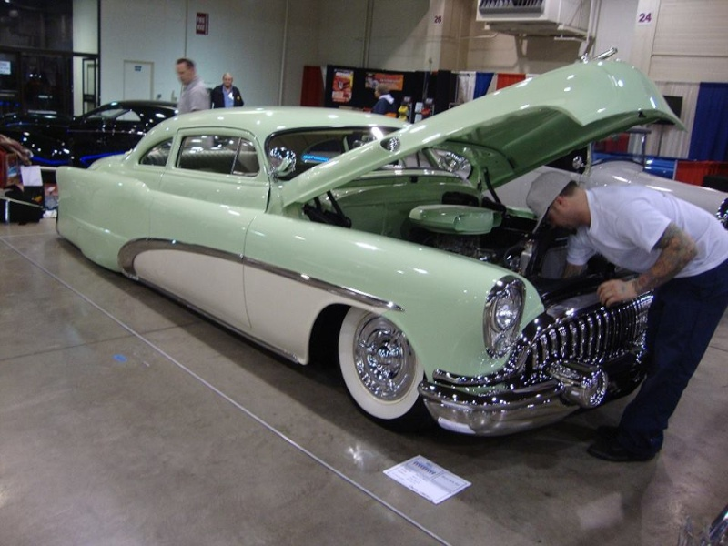 Buick 1950 -  1954 custom and mild custom galerie - Page 5 15051110