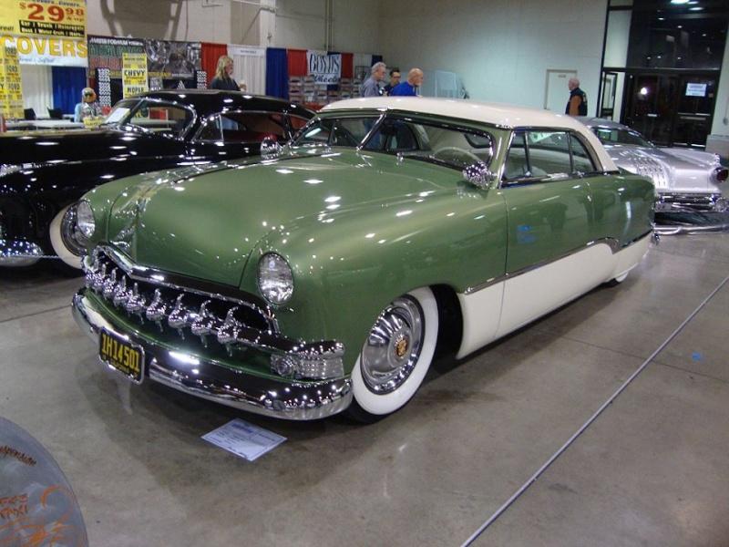 Ford 1949 - 50 - 51 (shoebox) custom & mild custom galerie - Page 15 15114710