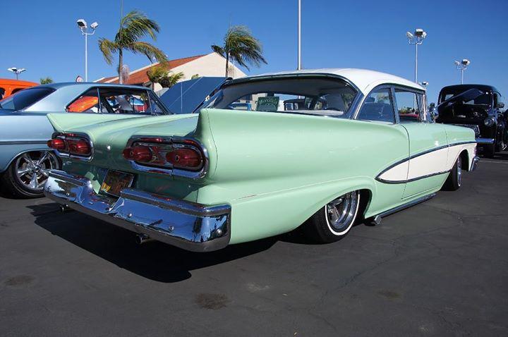 Ford 1957 & 1958 custom & mild custom  - Page 5 15245010