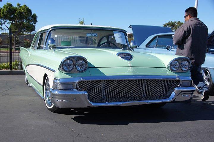 Ford 1957 & 1958 custom & mild custom  - Page 5 15299110