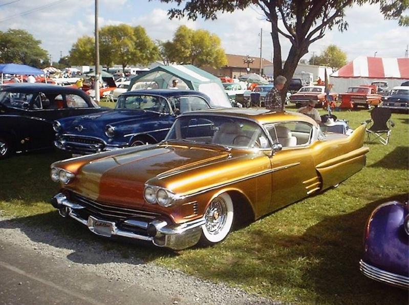 Cadillac 1957 & 1958  custom & mild custom - Page 2 15544210