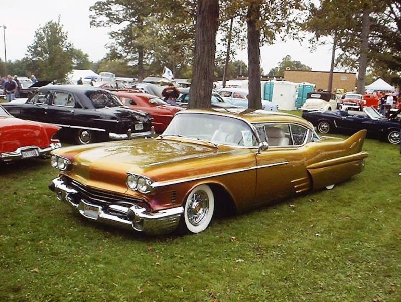 Cadillac 1957 & 1958  custom & mild custom - Page 2 18884410