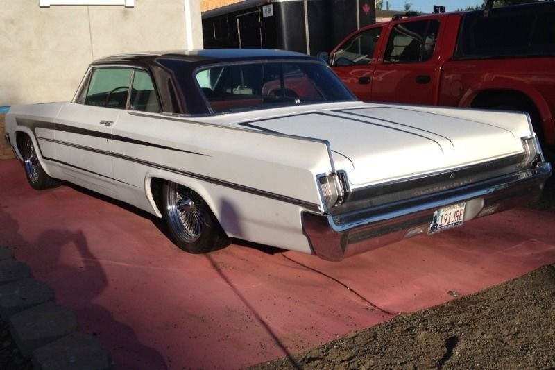 Oldsmobile 1961 - 1964 custom & mild custom 1m8fb310