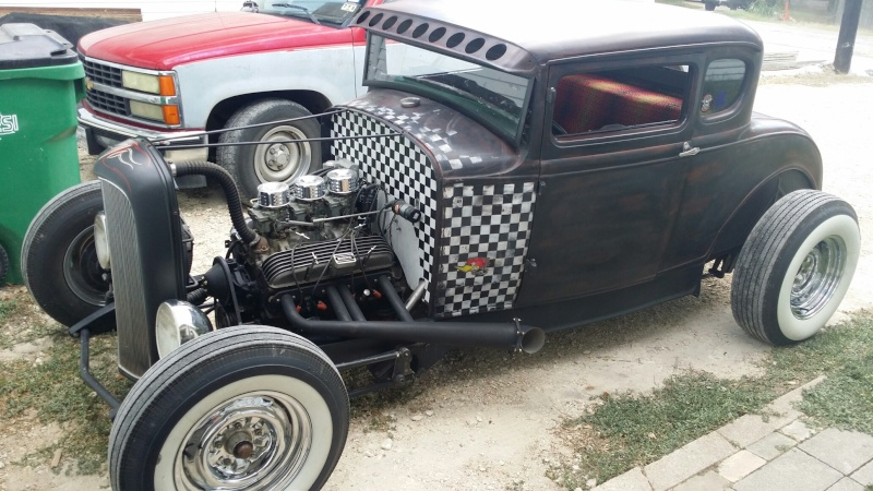 1930 Ford hot rod - Page 4 20140910
