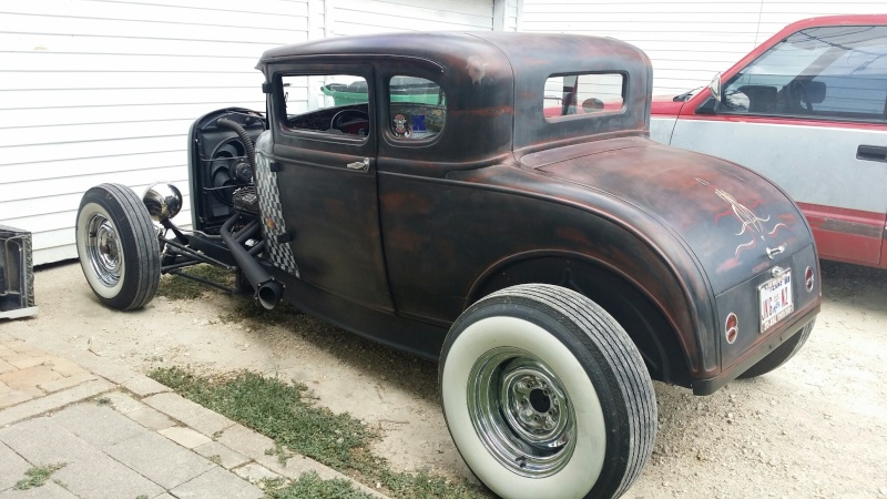 1930 Ford hot rod - Page 4 20140913