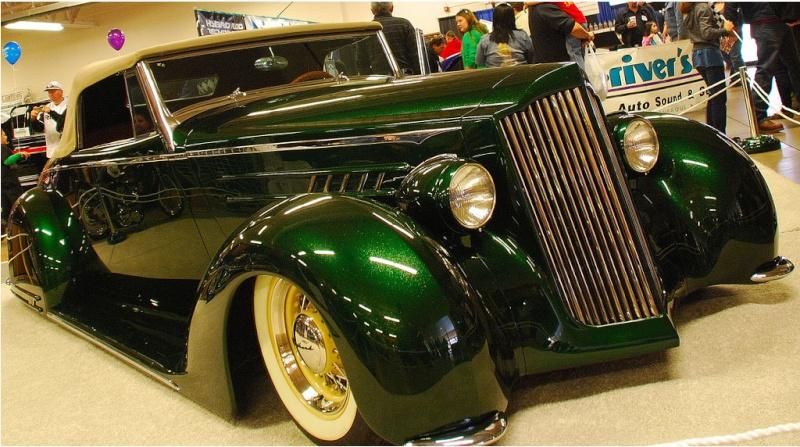 Packard custom & mild custom 214