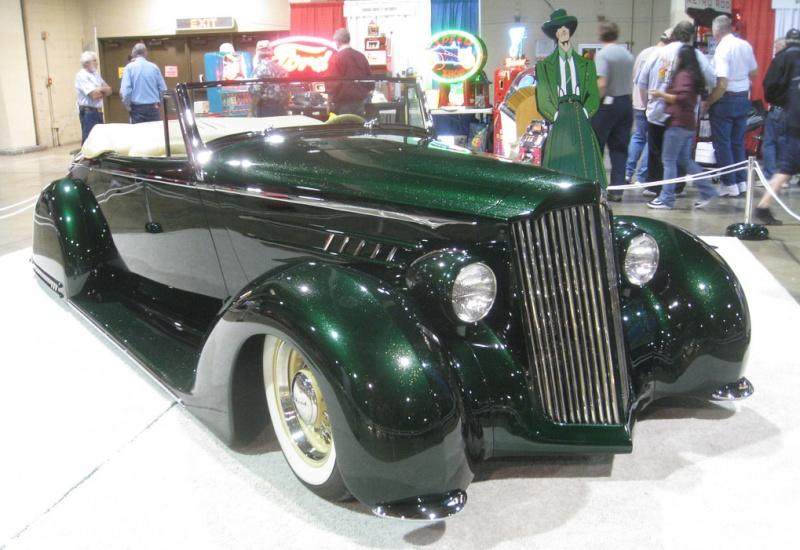 Packard custom & mild custom 314