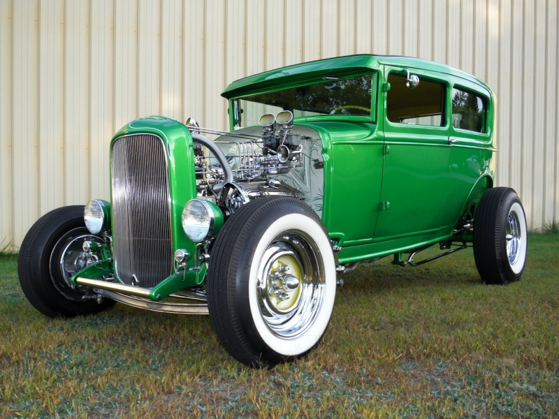 1930 Ford hot rod - Page 4 412