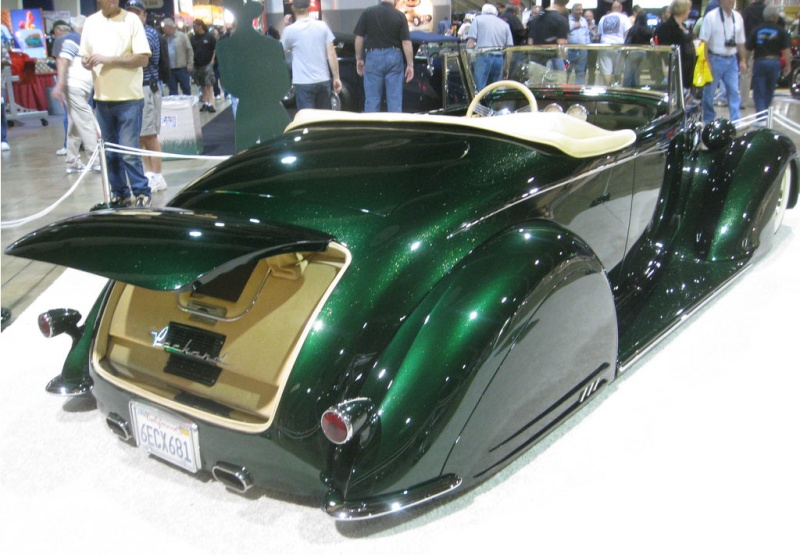 Packard custom & mild custom 414