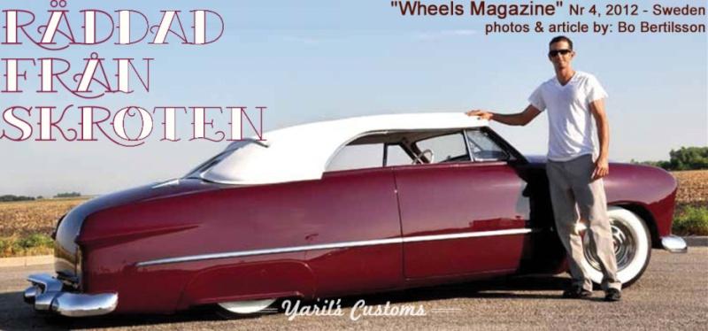 Ford 1949 - 50 - 51 (shoebox) custom & mild custom galerie - Page 14 50-whe10